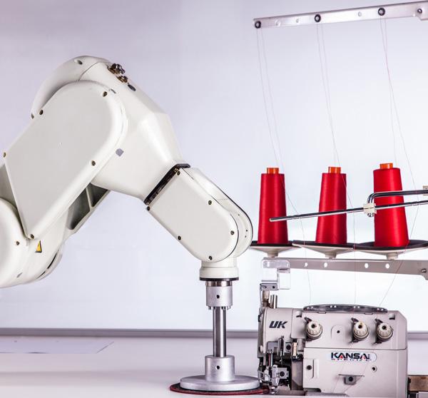 roboter gebraucht beflammen